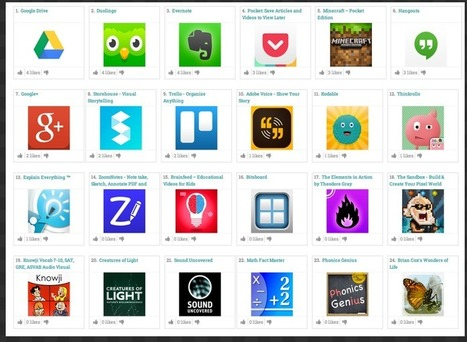 The Best 30 Educational iPad Apps in 2014 ~ Educational Technology and Mobile Learning | technology know how | Scoop.it