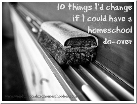 10 things I'd change if I could have a homescho...