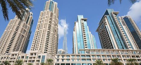 Semi-Furnished Studio Apartment in 29 Boulevard | Better Homes Dubai Real Estate | Scoop.it