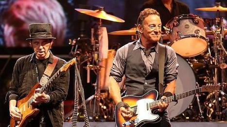 Signed guitars from Bruce Springsteen and Bon Jovi are up for auction for charity - The Daily Telegraph | Bruce Springsteen | Scoop.it