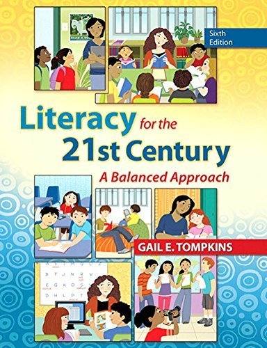 Literacy for the 21st Century: A Balanced Approach, Gail E. Tompkins, Buy eBooks Online | Ebook Shop | Scoop.it
