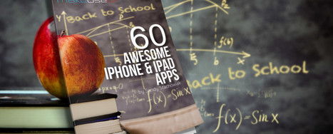 60 Awesome iPhone & iPad Apps for Students Heading Back to School | Edtech PK-12 | Scoop.it
