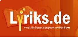Songtexte, Lyrics & Songtext Kostenlos - Lyriks.de | Songs for teaching German | Scoop.it