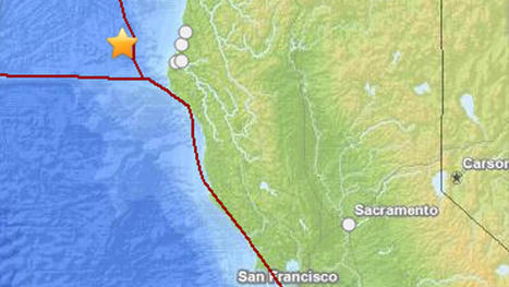 6.9-Magnitude Quake Strikes Off NorCal Coast | Natural Soil Nutrients | Scoop.it