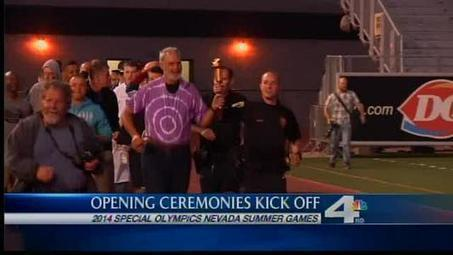 Nevada Special Olympics kick off with Torch Run - KRNV My News 4 | Ethical Coaching  Young, M. | Scoop.it