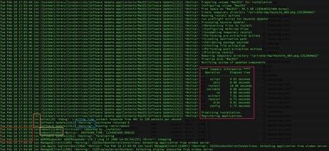 "The Apple System Log – Part 1 | ""Computação Forense"" | Scoop.it"