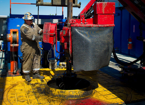 The Shale Revolution's Shifting Geopolitics | Geopolitics and Diplomacy | Scoop.it