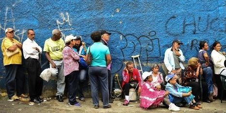 Le Venezuela implose sous l'effet des pénuries alimentaires | Nature to Share | Scoop.it