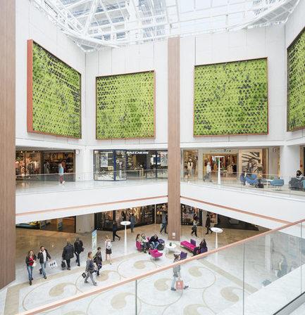 Le centre commercial Saint Sébastien à Nancy a fait peau neuve | Made In Retail : L'actualité Business des réseaux Retail de la Mode | Scoop.it