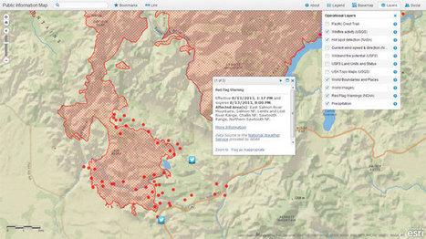 From Story Maps to Information Maps   Esri Insider   Géographie numérique   Scoop.it