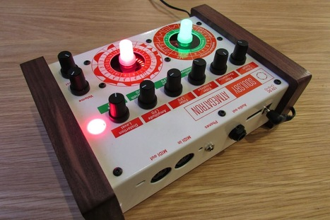 Soulsby Atmegatron Synthesizer Sneak Preview | Experimental music software and hardware | Scoop.it