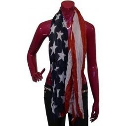 trop a la mode le foulard américain !!! | Choisis ta mode | Scoop.it