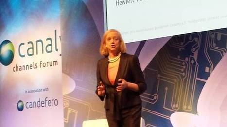 "HP  CEO Meg Whitman feels ""3D printing's knee is around three years off"" 