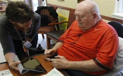 Oregon Pilots Voting Via iPad For Individuals with Disabilities   This Gives Me Hope   Scoop.it