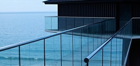 GLASS BALUSTRADES EMPLOYED AS PROTECTION FENCE | Stainless steel hardware | Scoop.it