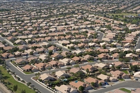 The Suburbs Are in Fact Associated With Obesity, Diabetes, and Heart Disease   Food issues   Scoop.it