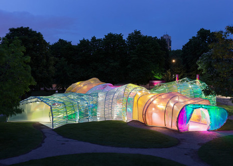 Serpentine Pavilion by SelgasCano photographs by Iwan Baan | whatever | Scoop.it