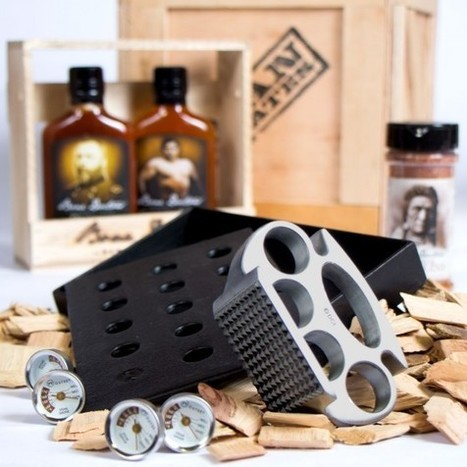 Man Crates guide to BBQ & Grilling | Gifts for men | Scoop.it