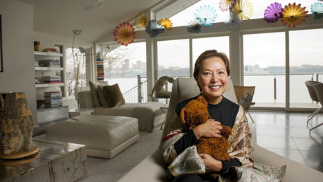 Cross-Pollinator Angelica Berrie Tells How To Give Away A Fortune   philanthropy   Scoop.it