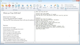 How To Extract Words From Pictures And Pdf Files [Freeware] | Tips And Tricks For Pc, Mobile, Blogging, SEO, Earning online, etc... | Scoop.it