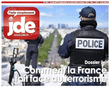 JDE n°1561 (29 sept au 5 octobre 2016) | Les revues de la médiathèque | Scoop.it
