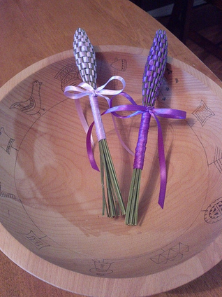 Make Lavender Wands and Enjoy the Fragrance of Summer All Year ... | Lavender | Scoop.it