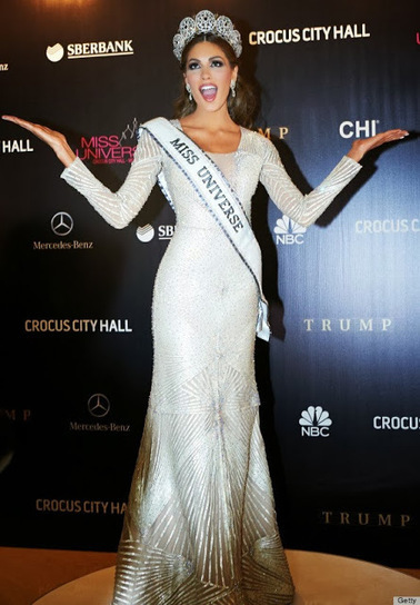 Miss Universe 2013 Maria Gabriela Isler Pictures @IndianRamp.com | Indian Fashion Updates | Scoop.it