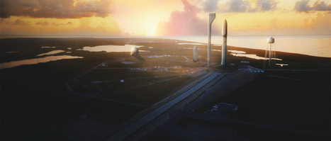 Can Elon Musk get to Mars? | SpaceNews Magazine | The NewSpace Daily | Scoop.it