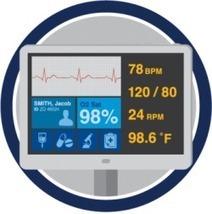 Infirmière : 9 minutes par jour de temps gagné grâce à la connectivité | systemes d'information de santé | Scoop.it