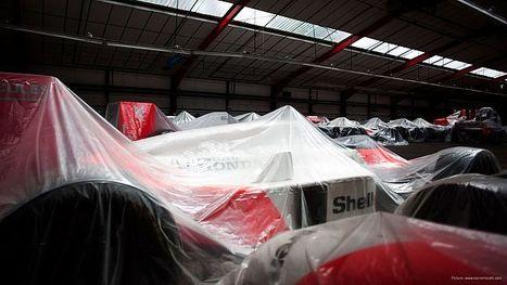 Explore the world of Unit 2, McLaren's secret garage | Historic cars and motorsports | Scoop.it