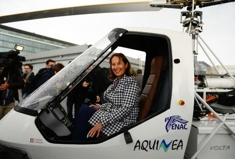 Vol inaugural de Volta, l'hélicoptère conventionnel 100% électrique | Hélicos | Scoop.it