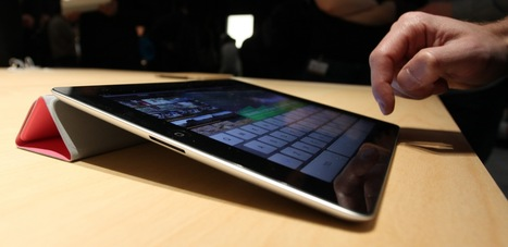 Why teachers struggle to harness the learning potential of the iPad | Media literacy | Scoop.it