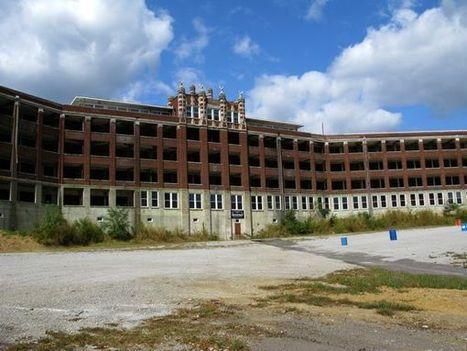 Waverley Hills Sanatorium Ruins, Kentucky | Michael John Grist | Abandoned Houses, Cemeteries, Wrecks and Ghost Towns | Scoop.it
