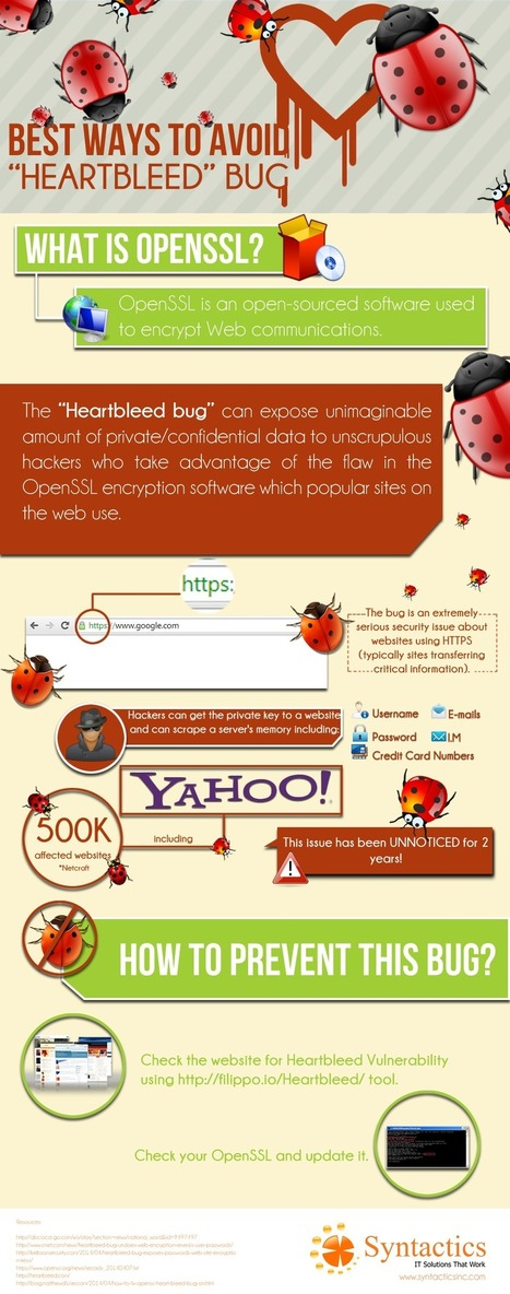 How to Avoid Heartbleed Bug in OpenSSL | Syntactics Inc - Business Process Outsourcing in the Philippines | curations | Scoop.it