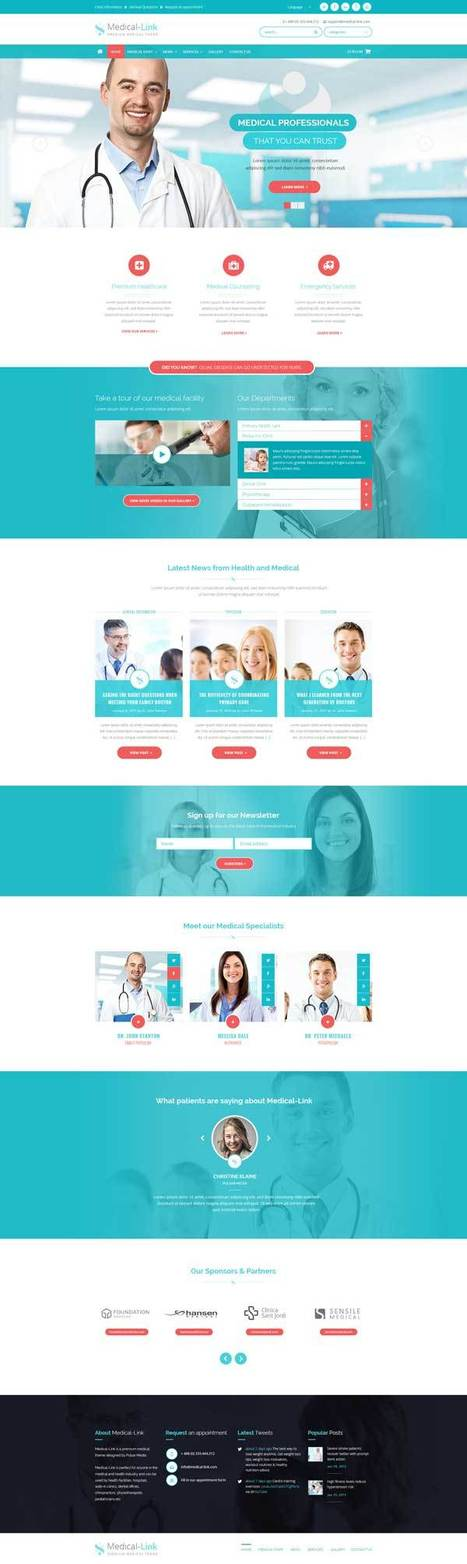 Download Medical Link Responsive Medical WordPress Theme | Download Premium WordPress Themes | Scoop.it