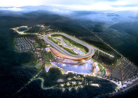 Grimshaw wins contest for horse park in South Korea | Scoopamo awesome | Scoop.it