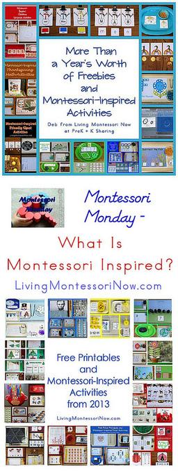 Montessori Monday – What Is Montessori Inspired? | Montessori Inspired | Scoop.it