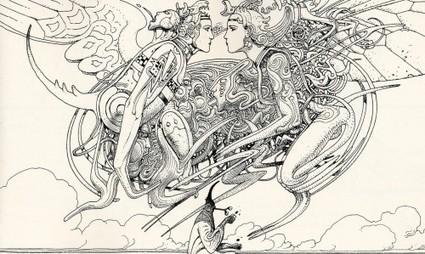 Moebius e i cinque libri per ricordare il fumettista francese | DailyComics | Scoop.it