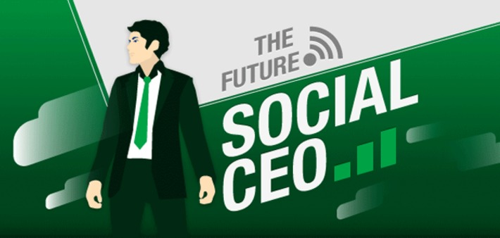 If You Don't Have a Social CEO, You're Going to be Less Competitive | Knowledge Broker | Scoop.it