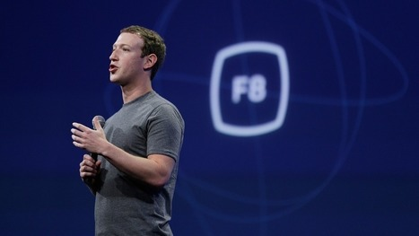 Facebook to talk drones, lasers and Oculus Rift at F8: How to watch online | Peer2Politics | Scoop.it