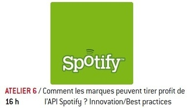 Workshop Spotify @ Radio 2.0 Paris (18 Oct / Ina) | all of my favorites subjects as those related to music | Scoop.it