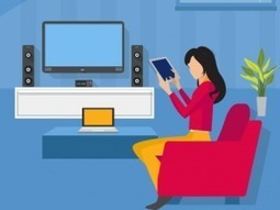 Multidevice users consumer 7 hours of media in 5 hours a day   Social Media for Startups   Scoop.it