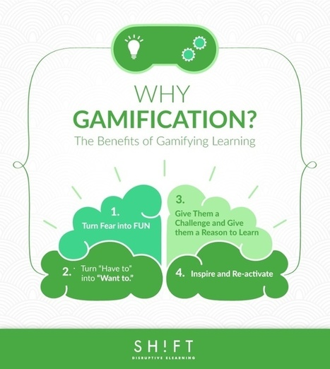 The Remarkable Benefits of Using Gamification in eLearning | Multimedia Educativa | Scoop.it