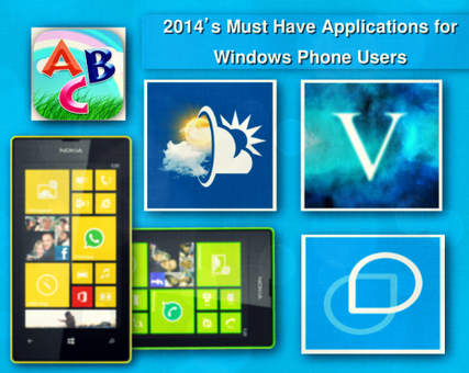 2014's Must Have Applications for Windows Phone Users | Web & Mobile App Development | Scoop.it