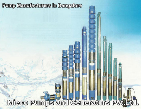 Pump Manufacturers in Bangalore | Food Processing Pumps in Bangalore | Scoop.it