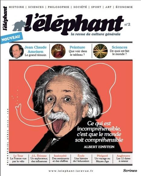 L'Elephant la revue -  | La Longue-vue | Scoop.it