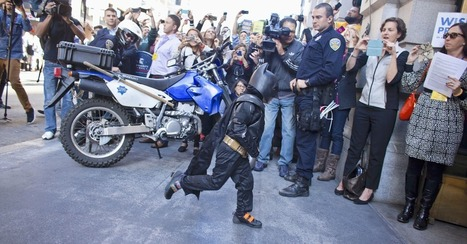 Batkid Begins: Saves 'Gotham,' Captivates Internet | Real Estate Plus+ Daily News | Scoop.it