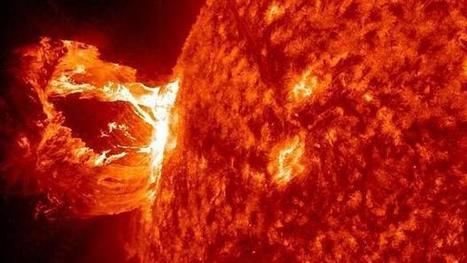 Un bombazo solar rompió el escudo magnético de la Tierra en 2015 | Protocolos del apocalipsis | Scoop.it