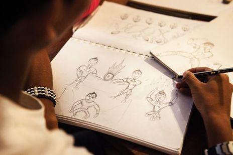 The studio drawing in world-class animators | Cinéma Cambodgien | Scoop.it
