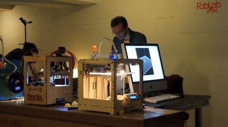 Bercy ouvre une aide aux Fab Labs pour encourager le DIY | Adokpé | Scoop.it